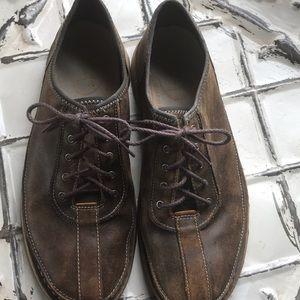 Leather Men's Timberlands Sz 11